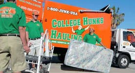 College Hunks Hauling Junk's success moving America