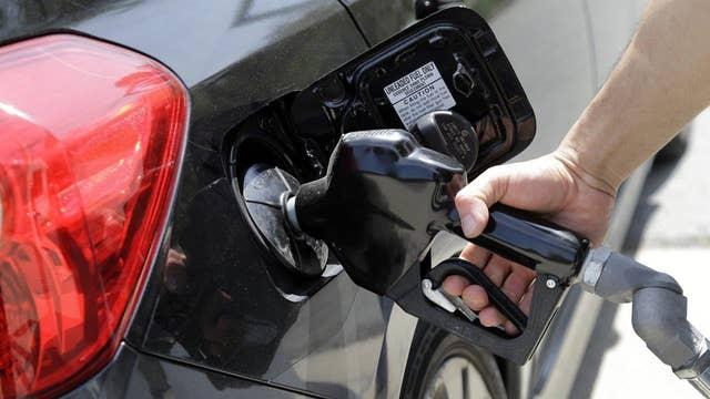 Hurricane Harvey's impact on gas prices