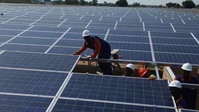 Eliminate solar company tax credit: Robert Murray