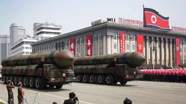 Hopefully we can avoid clashing with China militarily: Gen. Jack Keane