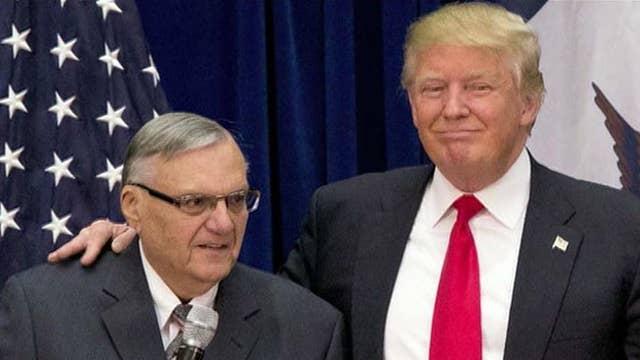 Trump shouldn't pardon Joe Arpaio at this time: Paul Babeu