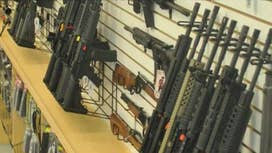 Gun store owner says sales are booming