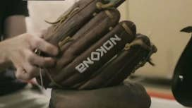 The last American-made baseball gloves