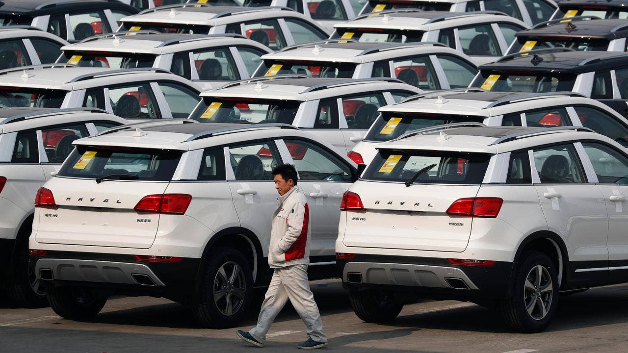 Nike under pressure as it faces increased competition in for Great wall motors stock