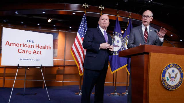 GOP attempt new ObamaCare repeal effort amid tax reform tensions