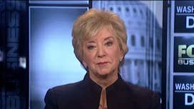 Small businesses are looking for tax relief: Linda McMahon
