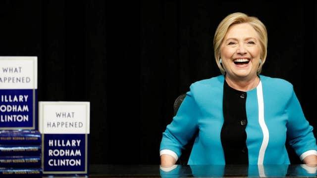 Hillary Clinton's book: Did Amazon delete negative reviews?