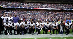 NFL anthem protests: Trump shouldn't have used inflammatory language, Varney says