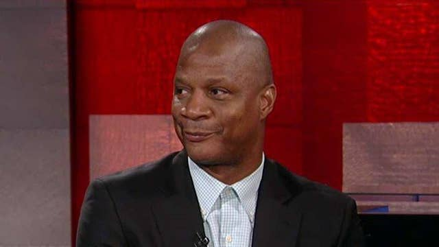 Darryl Strawberry: We need to educate on addiction
