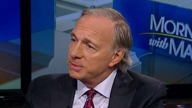 Ray Dalio: The issue of our time is the wealth gap