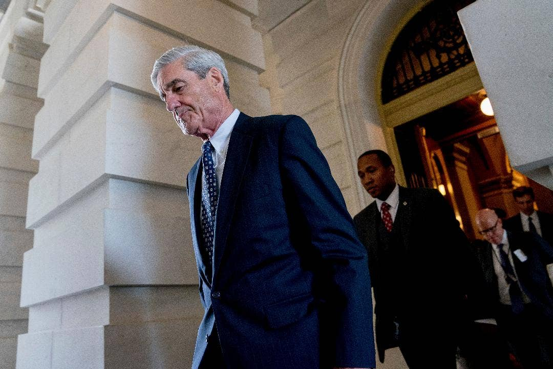 Mueller v. Trump is about to blow up