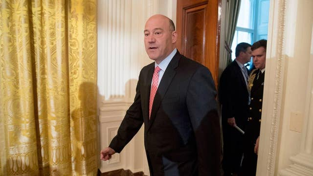 Gary Cohn on the Trump administration taking on tax loopholes