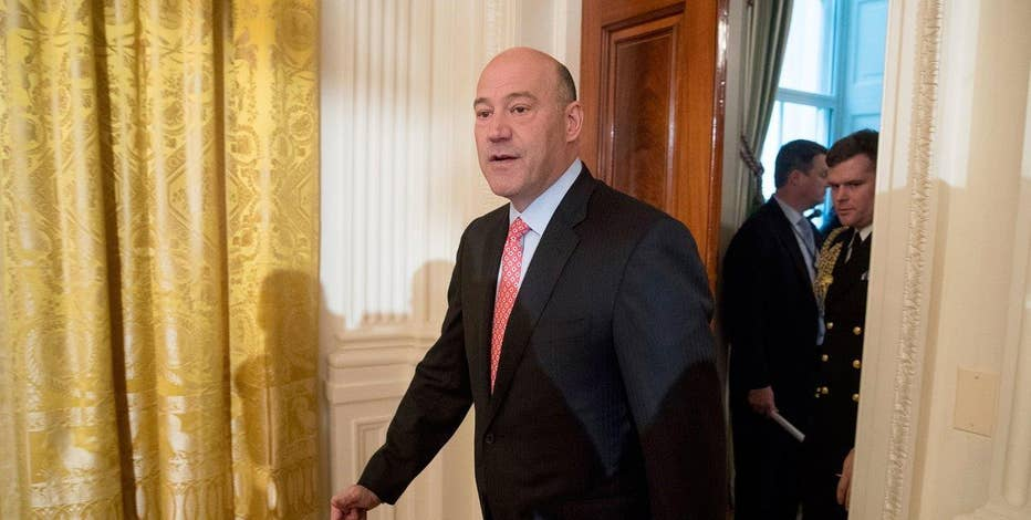 National Economic Council Director Gary Cohn on President Trump's tax reform plan.