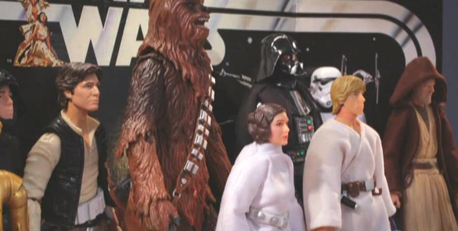 Target shows off latest Star Wars toys and collectibles for 'Force Friday'