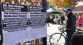 Berkeley professors sign petition to boycott 'Free Speech Week'