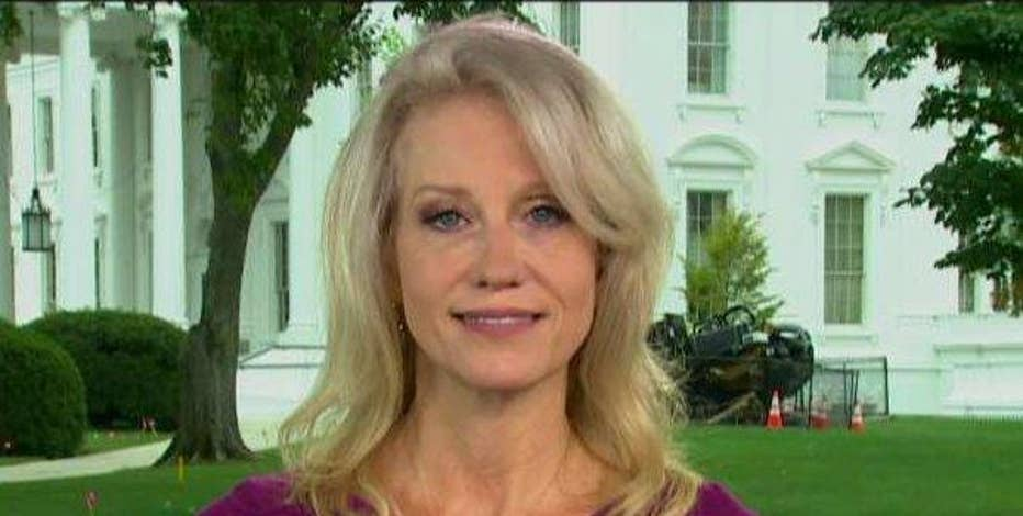 Kellyanne Conway, Counselor to President Trump, on the administration's efforts to pass tax reform, the media's reaction to Trump's DACA decision and Hurricane Irma.