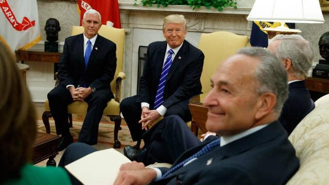 Will Trump's bipartisan approach help pass agenda?