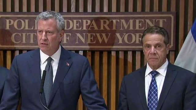 NYC Mayor: This was an 'act of terror'