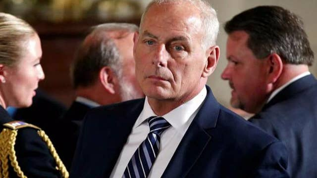 How Gen. Kelly's speech impacted the nation