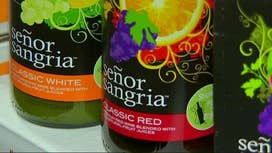 Rick Martinez turned idea into 'Senor Sangria' business