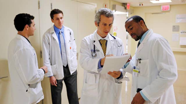 Doctors spending more time on paperwork than with patients?