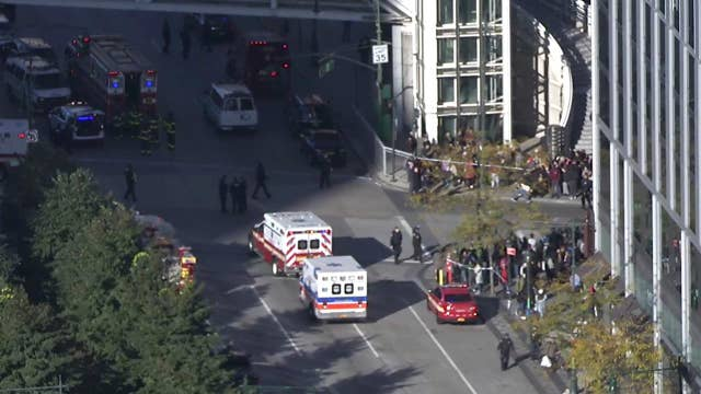 NYC attack: FBI is in 'full-court press', says Fmr. FBI Deputy Asst. Director