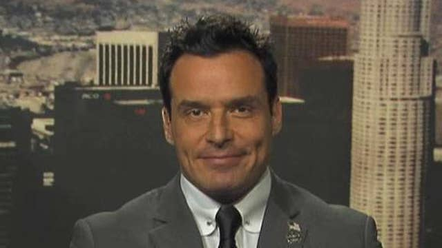 Antonio Sabato Jr.: Hollywood should support the NRA