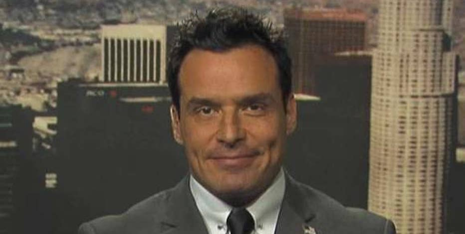 Actor Antonio Sabato Jr. on the Weinstein scandal latest and Hollywood's anti-NRA rant.