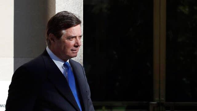 Manafort indictment used as leverage by Mueller: Alan Dershowitz