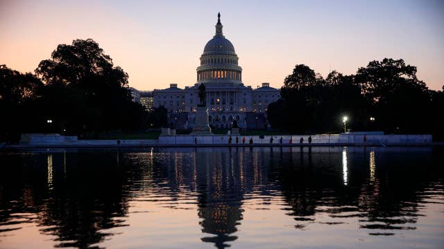 GOP hopes to pass budget tonight, paving way for tax reform