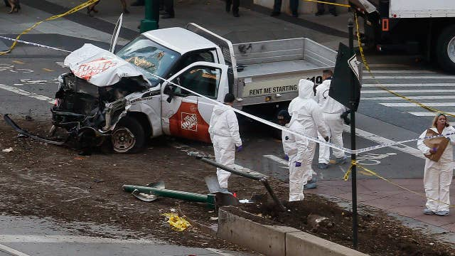 NYC attack: NYPD taught U-Haul, Home Depot about 'suspicious indicators'
