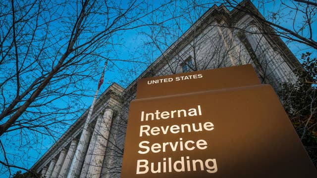 IRS admits to targeting Tea Party groups