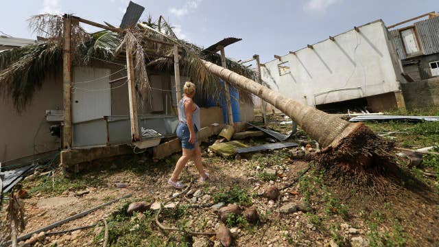 Puerto Rico's debt crisis in question after Hurricane Maria