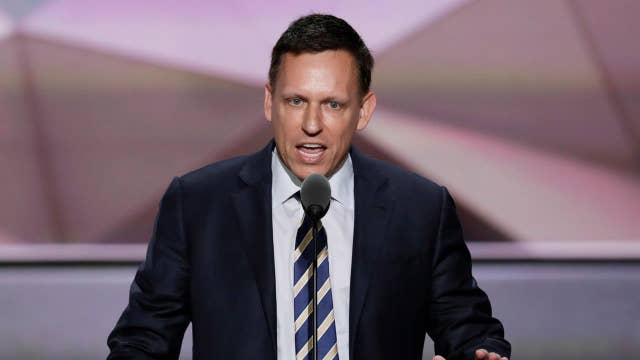 Peter Thiel: Telecommuting is a trend that's underrated