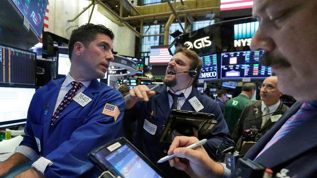 Why investors shouldn't be worried by stocks reaching session highs