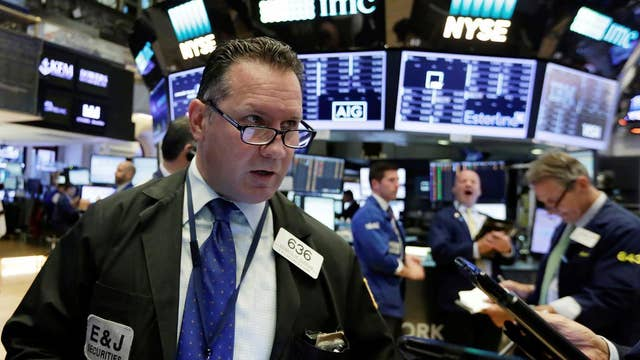Investors worried about a selloff?