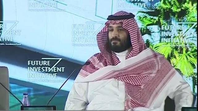 Crown Prince of Saudi Arabia on regulations that encourage business