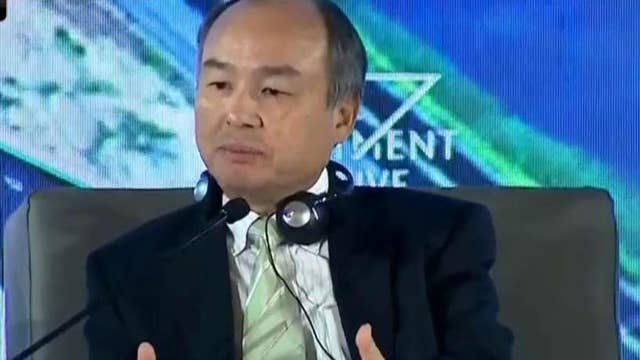 SoftBank CEO on the technological opportunities in designing a new city