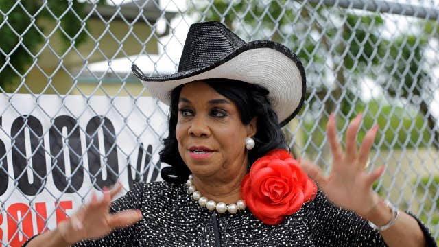 Frederica Wilson is part of the left's 'hate Trump' brigade: Varney