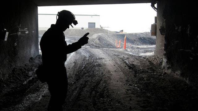 Coal is making a comeback