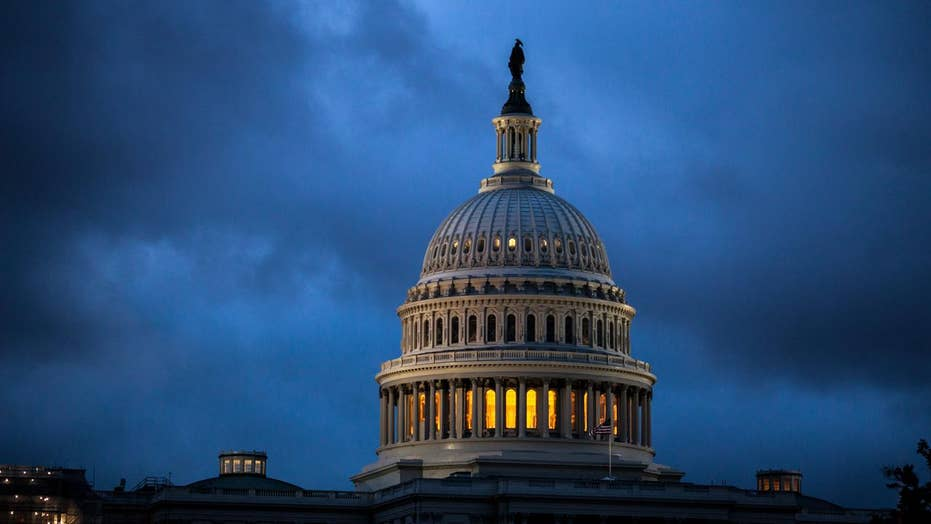 Senate 'swamp creatures' don't have the guts to cut a nickel in spending: Rep. Gaetz