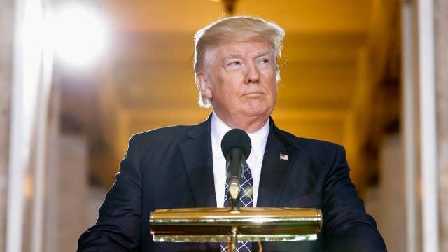 Trump: Russian dossier is a 'disgrace'
