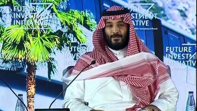 Prince Mohammad bin Salman Al Saud: Saudi Arabia is a place for dreamers