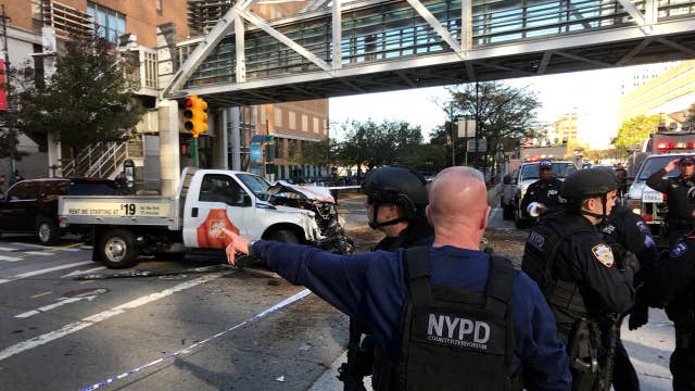 Rep. Collins reacts to driver plowing into pedestrians in NYC