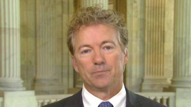 Rand Paul 'all in' for tax cuts
