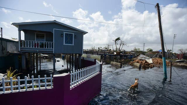 Puerto Rico on path to recovery after Hurricane Maria