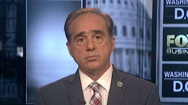 VA has improved since Trump took office: David Shulkin