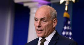 John Kelly strongly defends Trump's call to fallen soldier's widow