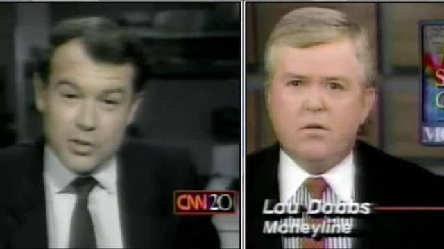 Dobbs first person to correctly call 1987 market crash