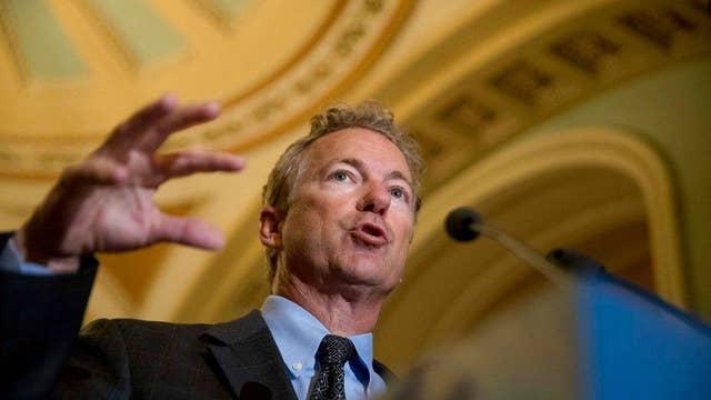 GOP tax reform should provide cuts for everyone: Sen. Paul